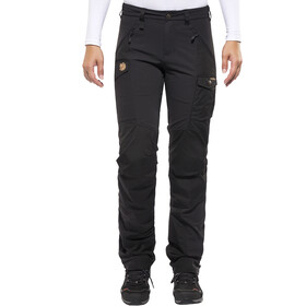 Fjällräven Nikka Curved broek Dames, black